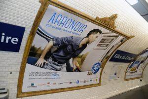 La campagne L'ARRONDI vue par 15 millions de français