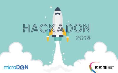 #TechForGood : microDON et l'EEMI lancent le 1er HACKADON