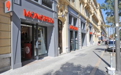 Monoprix lance L'ARRONDI solidaire !
