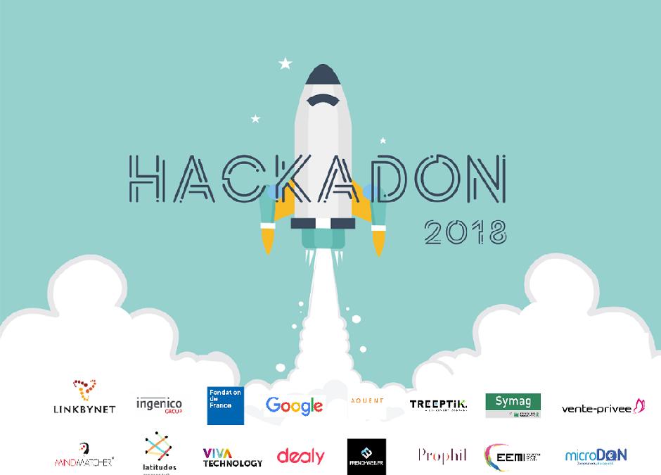 #HACKADON: 48h pour mettre la technologie au service de solidarité