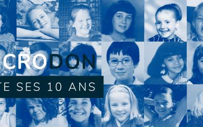 10 ans de microDON : les 10 chiffres à retenir