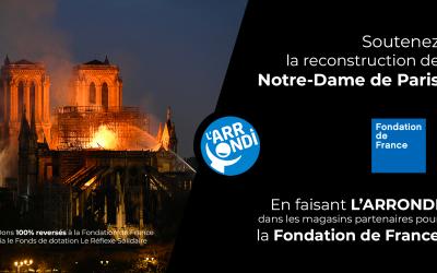 Opération spéciale : un micro-don pour Notre-Dame de Paris