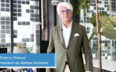 L'ambition du fonds Le Réflexe solidaire : accélérer la générosité embarquée !